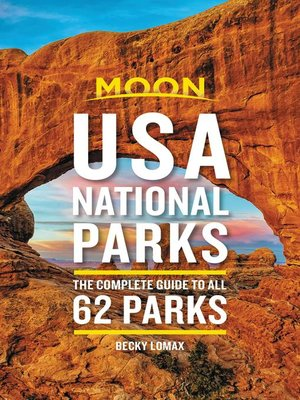 cover image of Moon USA National Parks