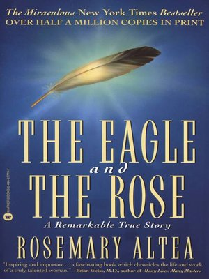 cover image of The Eagle and the Rose