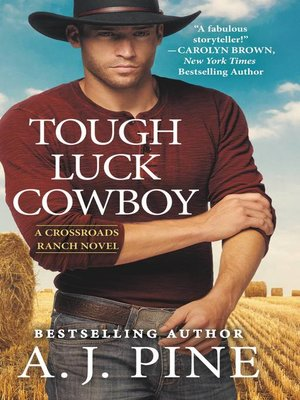 cover image of Tough Luck Cowboy