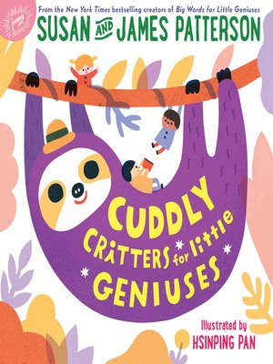 cover image of Cuddly Critters for Little Geniuses