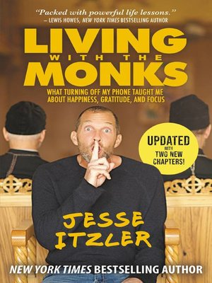 cover image of Living with the Monks