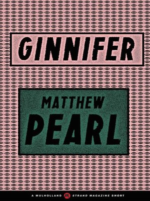cover image of Ginnifer