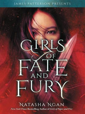 cover image of Girls of Fate and Fury