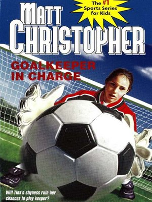 cover image of Goalkeeper in Charge