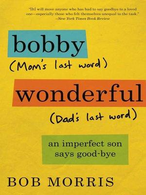 cover image of Bobby Wonderful
