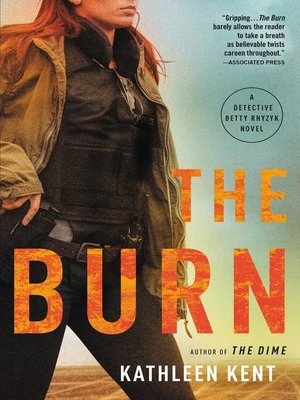 The Burn Book Cover
