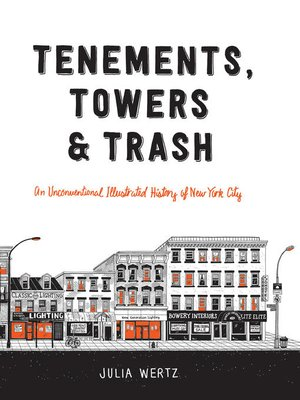 cover image of Tenements, Towers & Trash