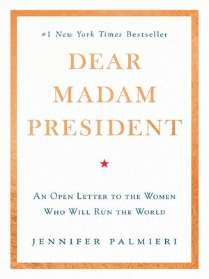 cover image of Dear Madam President
