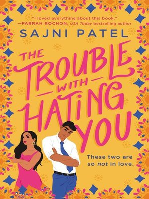 cover image of The Trouble with Hating You