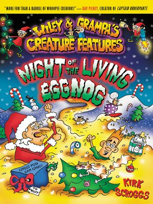 cover image of Night of the Living Eggnog