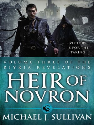 cover image of Heir of Novron