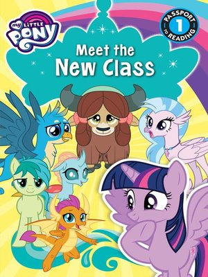 cover image of Meet the New Class