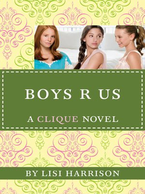 """cover image of Boys """"R"""" Us"""