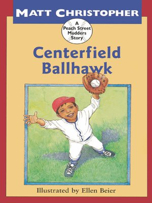 cover image of Centerfield Ballhawk