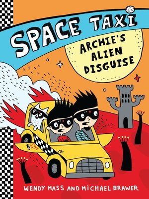 cover image of Archie's Alien Disguise