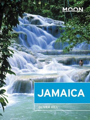 cover image of Moon Jamaica