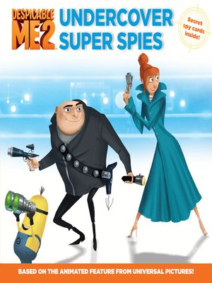cover image of Undercover Super Spies