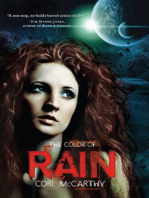 cover image of The Color of Rain