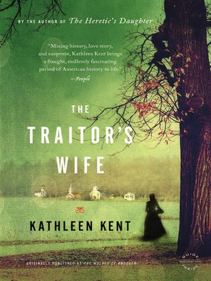 cover image of The Traitor's Wife