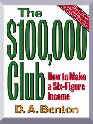 cover image of The $100,000 Club