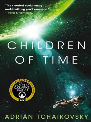 cover image of Children of Time