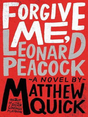 cover image of Forgive Me, Leonard Peacock