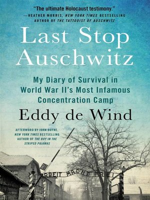 cover image of Last Stop Auschwitz