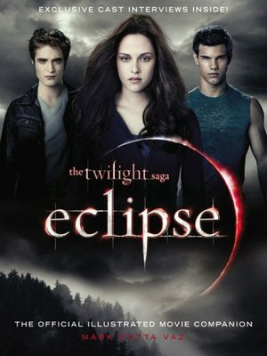 cover image of Eclipse: The Official Illustrated Movie Companion