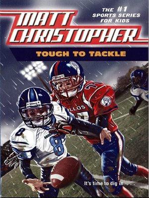 cover image of Tough to Tackle