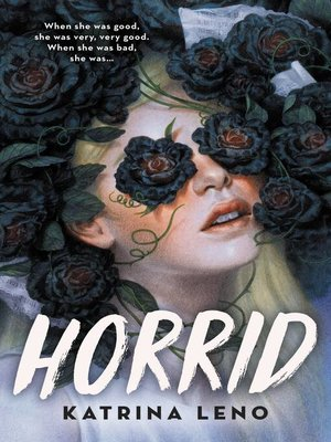 cover image of Horrid