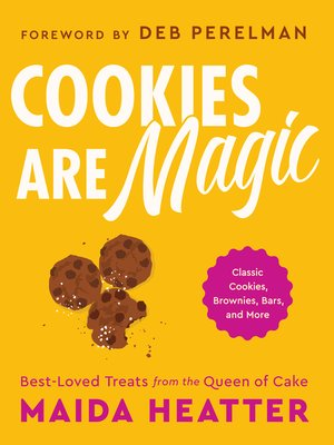 cover image of Cookies Are Magic