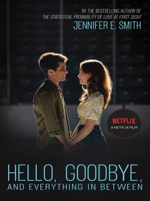 cover image of Hello, Goodbye, and Everything in Between
