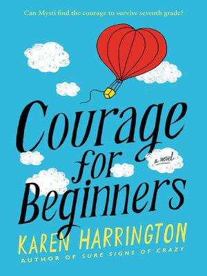 cover image of Courage for Beginners