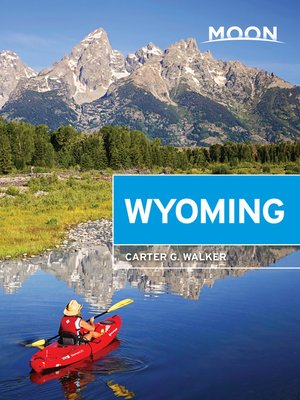 cover image of Moon Wyoming