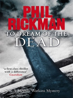 cover image of To Dream of the Dead