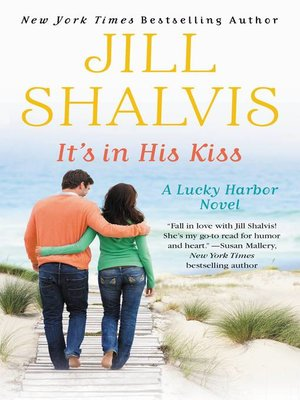 cover image of It's in His Kiss