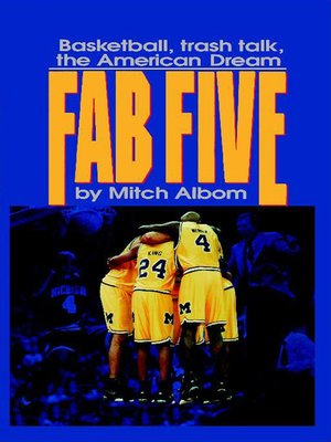 cover image of The Fab Five