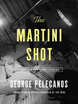 cover image of The Martini Shot