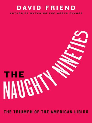 cover image of The Naughty Nineties