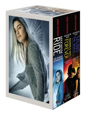 cover image of Maximum Ride Boxed Set