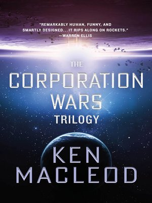cover image of The Corporation Wars: Dissidence ; Insurgence ; Emergence