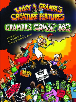 cover image of Grampa's Zombie BBQ
