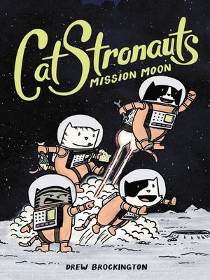cover image of Mission Moon