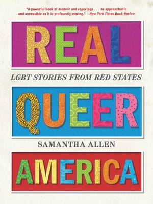 cover image of Real Queer America