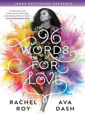 cover image of 96 Words for Love