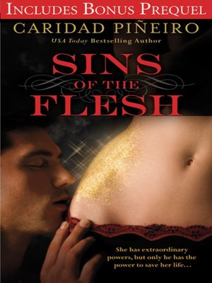 cover image of Sins of the Flesh