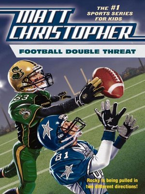 cover image of Football Double Threat