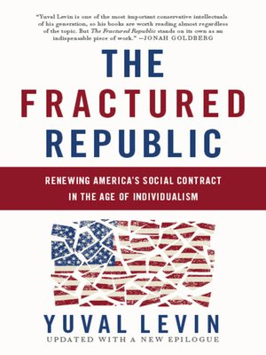 cover image of The Fractured Republic