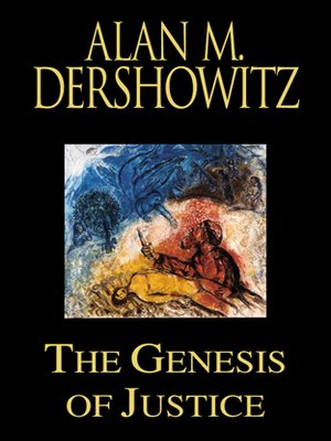 cover image of The Genesis of Justice