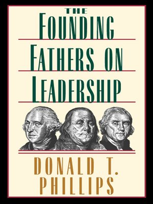 founding fathers on leadership pdf